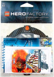 LEGO Hero Factory Set #2856108 Book & Card