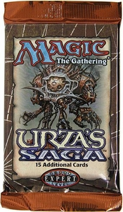 Magic the Gathering Urza's Saga Booster Pack