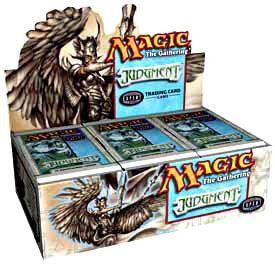 Magic the Gathering Judgment Booster BOX [36 packs]