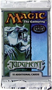 Magic the Gathering Judgment Booster Pack [15 cards]