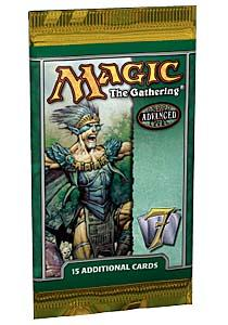 Magic the Gathering Seventh 7th Edition Booster Pack [15 cards]