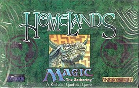 Magic the Gathering Homelands Booster Box [60 Packs]