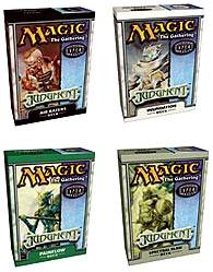 Magic the Gathering Judgment Theme Deck Set of 4 Decks