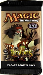 Magic the Gathering Legions Booster Pack [15 cards]