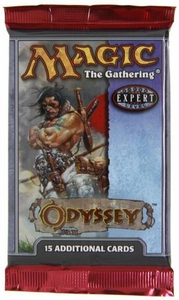 Magic the Gathering Odyssey Booster Pack [15 cards]
