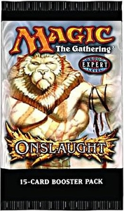 Magic the Gathering Onslaught Booster Pack [15 cards]