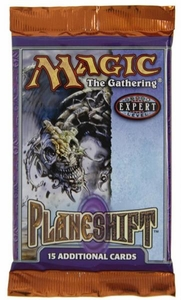 Magic the Gathering Planeshift Booster Pack [15 cards]