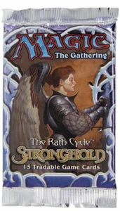 Magic the Gathering Stronghold Booster Pack [15 cards]