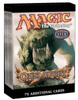 Magic the Gathering Onslaught Tournament Starter Deck [75 cards] Equivalent of 3 Booster Packs!