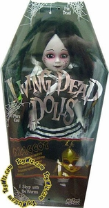 Mezco Toyz Living Dead Dolls Series 11 Maggot Impossible to Find!