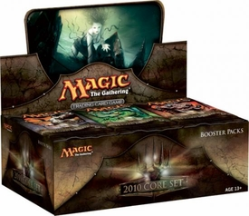 Magic the Gathering M10 2010 Booster BOX [36 packs]