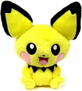 Pokemon Japanese Banpresto 5 Inch Plush Figure Pichu