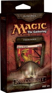 Magic the Gathering Magic 2010 (M10) Theme Deck Intro Pack Firebomber
