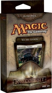 Magic the Gathering Magic 2010 (M10) Theme Deck Intro Pack We Are Legion