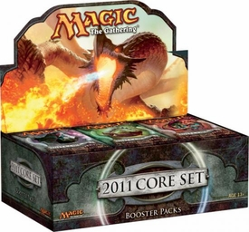 Magic the Gathering M11 2011 Core Set Booster Box [36 packs]