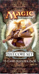 Magic the Gathering M11 2011 Core Set Booster Pack [15 cards]