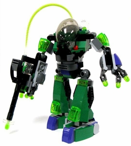 LEGO DC Universe LOOSE Complete Vehicle Lex Luthor Power Armor
