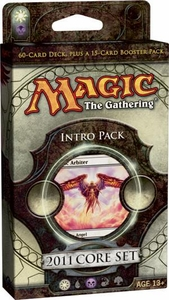 Magic the Gathering M11 2011 Theme Deck Intro Pack Blades of Victory