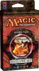 Magic the Gathering Magic M11 2011 Theme Deck Intro Pack Breath of Fire