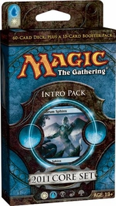 Magic the Gathering M11 2011 Theme Deck Intro Pack Power of Prophecy