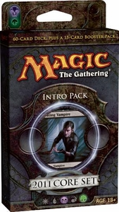Magic the Gathering M11 2011 Theme Deck Intro Pack Reign of Vampirism