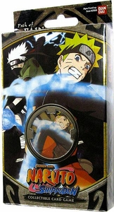 Naruto Shippuden Card Game Path of Pain Theme Deck Naruto & Kakashi