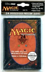 Magic The Gathering Oversized Deck Protector Sleeves Card Back Design