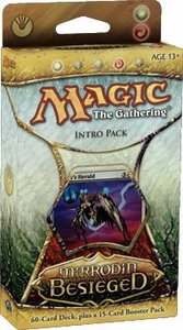 Magic the Gathering Mirrodin Besieged Theme Deck Intro Pack Battle Cries