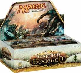 Magic the Gathering Mirrodin Besieged Booster BOX [36 Packs]