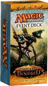Magic the Gathering Mirrodin Besieged Event Deck Into the Breach Includes 2 Goblin Guides!