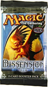Magic the Gathering Dissension Booster Pack [15 cards]