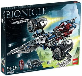 LEGO Bionicle Set #8942 Jetrax T6