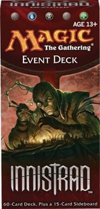 Magic the Gathering Innistrad Event Deck Deathfed