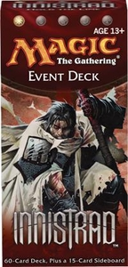 Magic the Gathering Innistrad Event Deck Hold the Line