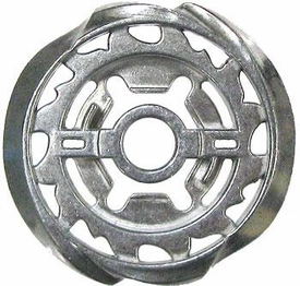 Beyblades Metal Fusion LOOSE Parts Fusion Wheel Burn