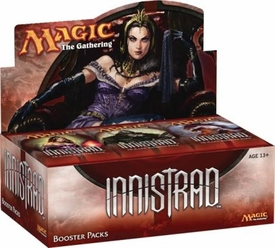 Magic the Gathering Innistrad Booster BOX [36 Packs]