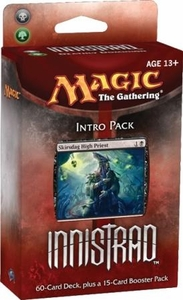 Magic the Gathering Innistrad Intro Pack Theme Deck Deathly Dominion