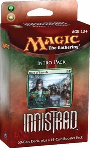 Magic the Gathering Innistrad Intro Pack Theme Deck Repel the Dark