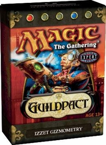 Magic the Gathering Guildpact Theme Deck Izzet Gizmometry