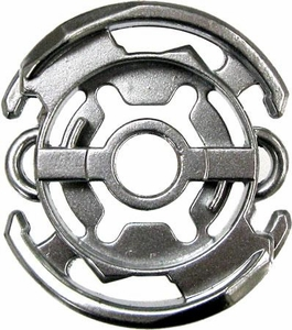 Beyblades Metal Fusion LOOSE Parts Fusion Wheel Midnight