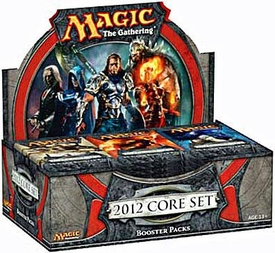 Magic the Gathering M12 2012 Core Set Booster Box [36 Packs]
