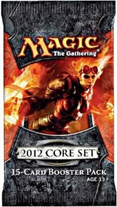 Magic the Gathering M12 2012 Core Set Booster Pack