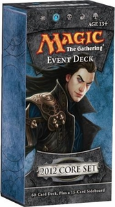 Magic the Gathering M12 2012 Event Deck Illusionary Might