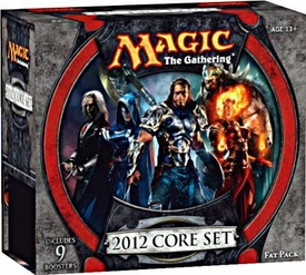 Magic the Gathering M12 2012 Core Set Fat Pack