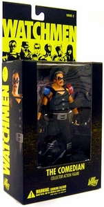 DC Direct Watchmen Movie Series 2 Action Figure Comedian