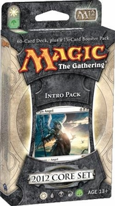 Magic the Gathering M12 2012 Core Set Intro Pack Sacred Assault