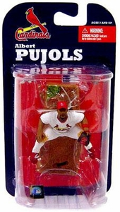 McFarlane Toys MLB 3 Inch Sports Picks Series 7 Mini Figure Albert Pujols (St. Louis Cardinals)