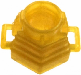 Beyblades Metal Fusion LOOSE Parts Spin Track High Profile 145 [Pearl Yellow]