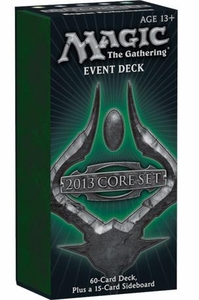 Magic the Gathering M13 2013 Core Set Event Deck Repeat Performance