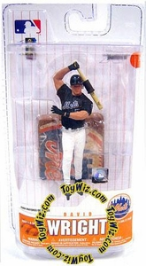 McFarlane Toys MLB 3 Inch Sports Picks Series 6 Mini Figure David Wright (New York Mets)